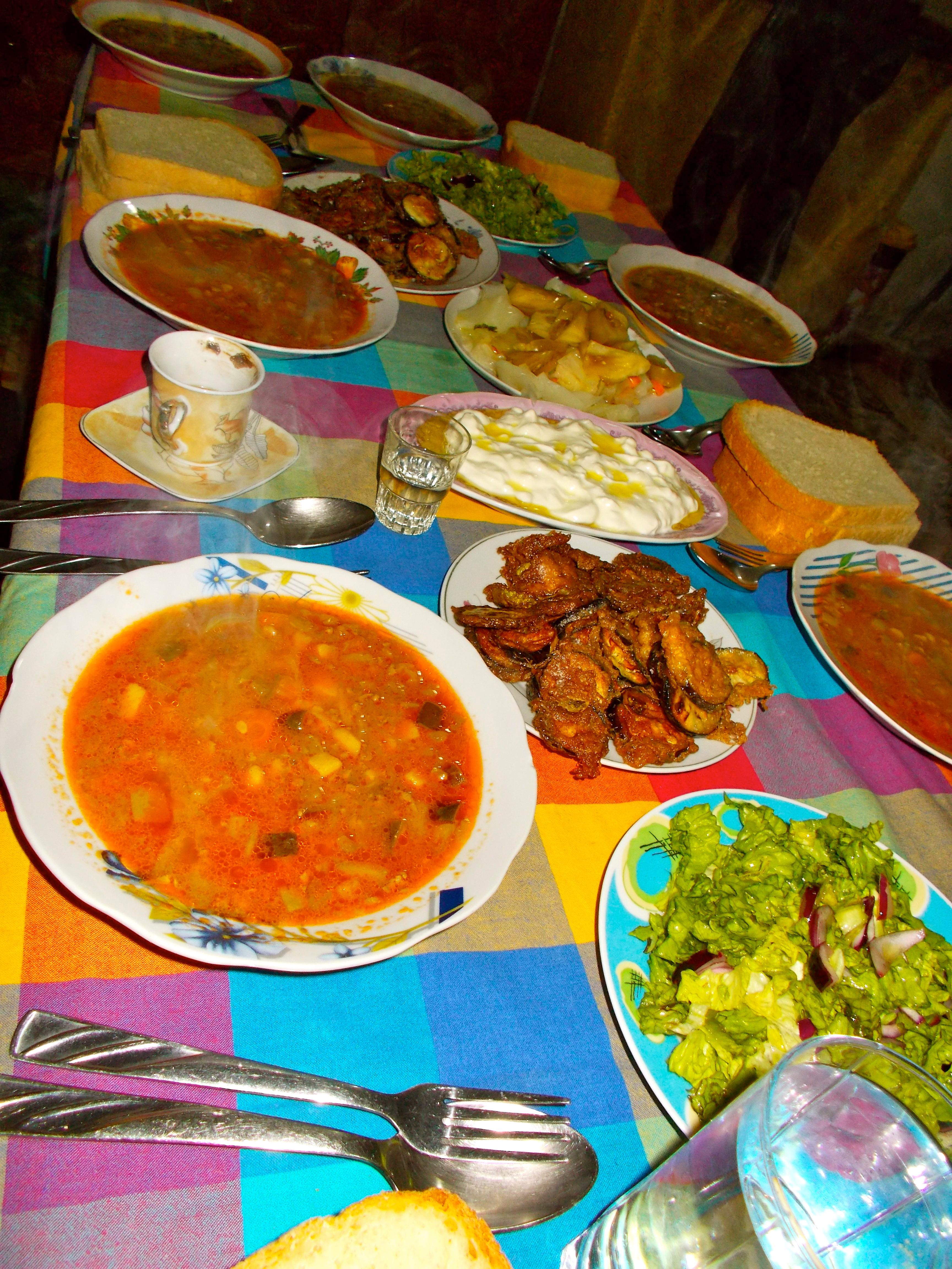 Pin albanian food on pinterest for Albanian cuisine