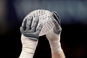 the coveted crystal football